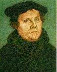 Martin Luther - Art by Cranach, text by Project Wittenberg