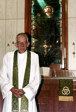 Pastor W. W. Snyder